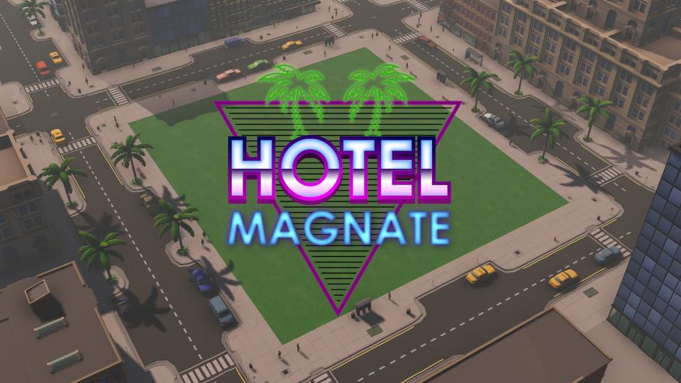 Magnate Logo